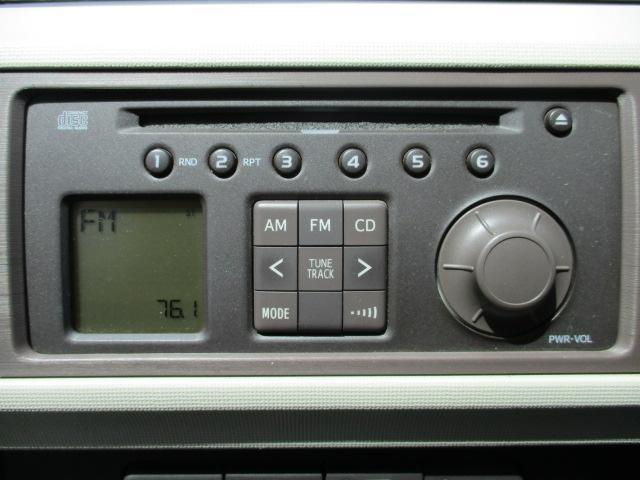 トヨタ パッソ X 4WD フォグランプ コーナーセンサー CD キーレス