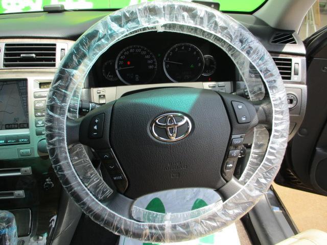 トヨタ クラウンマジェスタ Cタイプi-Four 4WD 革シート ナビ Bカメ ETC