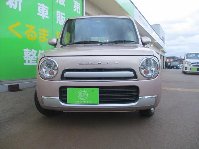 ショコラX 4WD Bモニター シートヒーター HID(5枚目)
