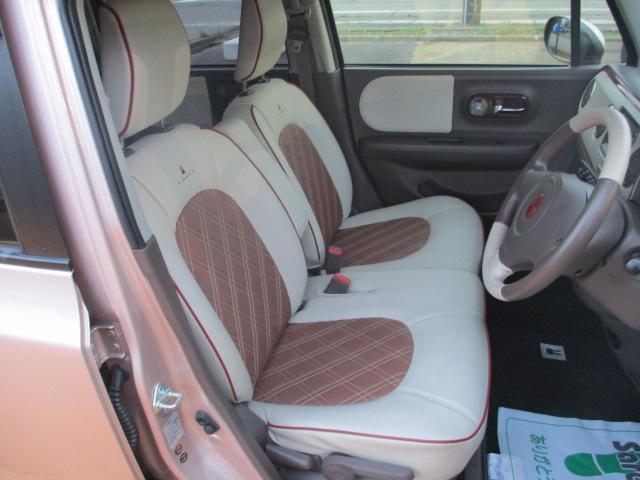 ショコラX 4WD Bモニター シートヒーター HID(9枚目)
