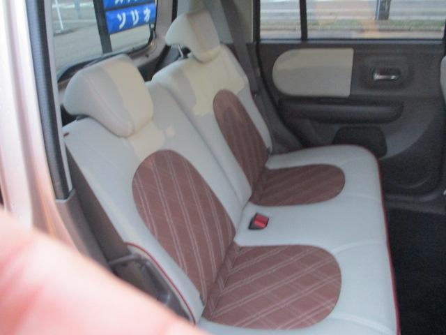ショコラX 4WD Bモニター シートヒーター HID(10枚目)
