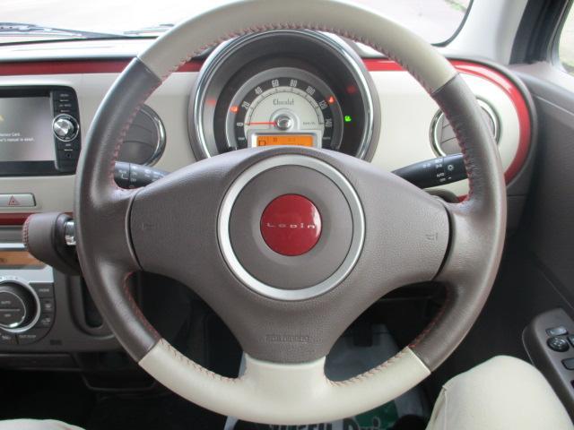 ショコラX 4WD Bモニター シートヒーター HID(12枚目)