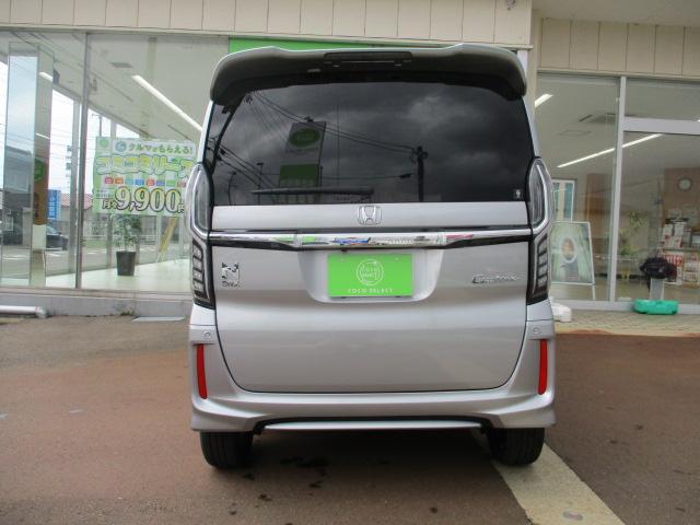 G・EXターボホンダセンシング 4WD 両電スラ ETC(9枚目)