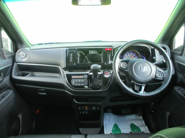 G・Lパッケージ 4WD ETC クルコン 純正AW 新品ナビ装着(12枚目)