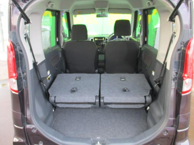 XSターボ 4WD ETC パープル CVT ターボ AC 両側電動スライドドア AW 4名乗り オーディオ付 スマートキー HID(30枚目)