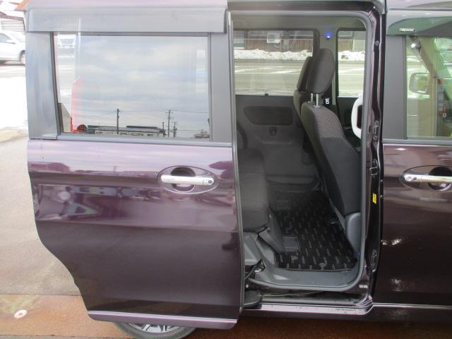 XSターボ 4WD ETC パープル CVT ターボ AC 両側電動スライドドア AW 4名乗り オーディオ付 スマートキー HID(31枚目)