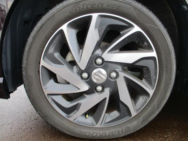 XSターボ 4WD ETC パープル CVT ターボ AC 両側電動スライドドア AW 4名乗り オーディオ付 スマートキー HID(38枚目)