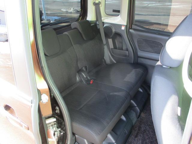 ハイウェイスター ターボ 4WD ナビ ETC 衝突被害軽減システム ブラウン CVT ターボ AC 両側電動スライドドア AW 4名乗り 全方位モニター スマートキー(13枚目)