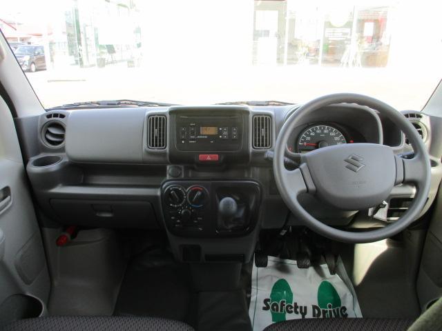 PCリミテッド 4WD車 CDプレーヤー PW 両側スライド セキュリティ PS ABS 5速MT(14枚目)