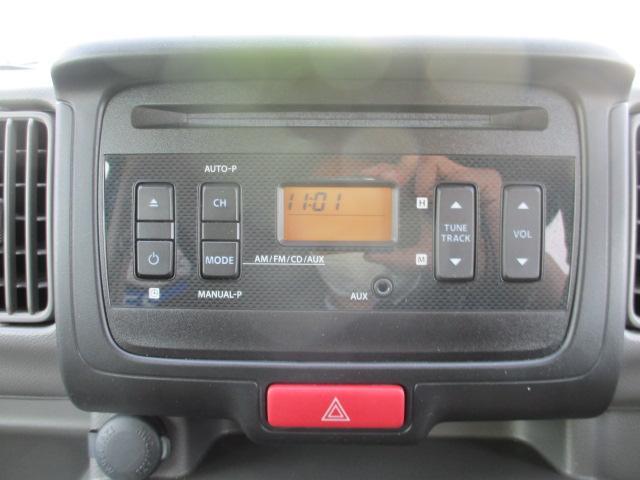 PCリミテッド 4WD車 CDプレーヤー PW 両側スライド セキュリティ PS ABS 5速MT(18枚目)