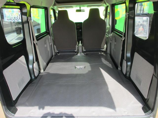 PCリミテッド 4WD車 CDプレーヤー PW 両側スライド セキュリティ PS ABS 5速MT(24枚目)