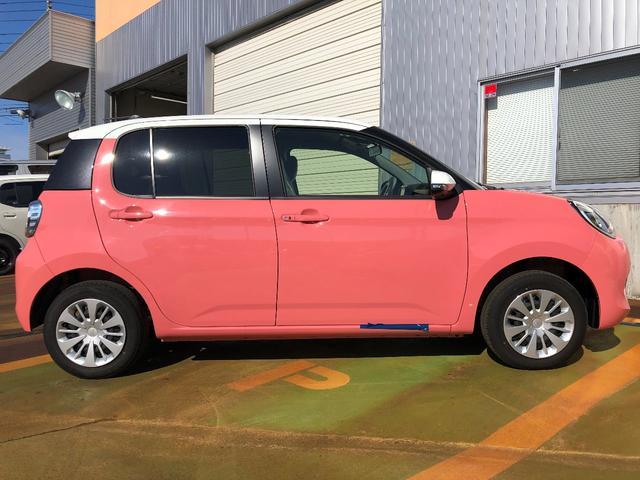 スタイル ホワイトリミテッド SAIII 4WD CVT スマートキー 衝突被害軽減システム ピンクII 新品ナビ フルセグ Bluetooth Pセンサー 全方位モニター アイドリングストップ(21枚目)