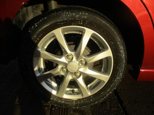 タイヤサイズ155-65-14 純正アルミホイール
