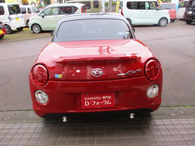 「ダイハツ」「コペン」「オープンカー」「新潟県」の中古車8