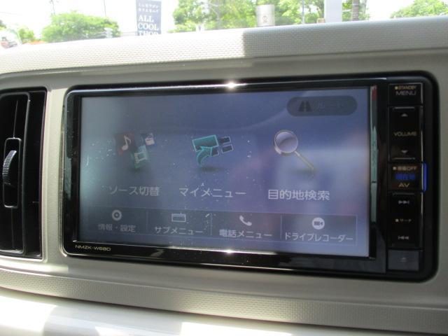 X SAIII 純正フルセグナビ ナビ連動ドラレコ パノラマカメラ ステアリングスイッチ スマートアシスト3 オートハイビーム USBソケット2口 プッシュスタート 前後コーナーセンサー LEDヘッドライト(22枚目)