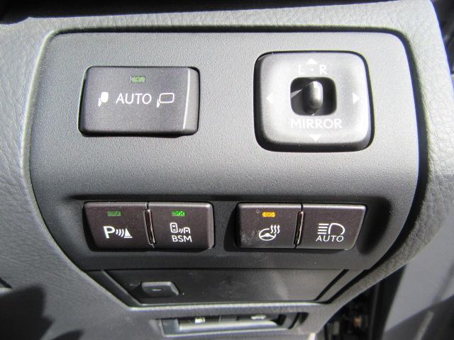 LS600hバージョンC Iパッケージ 4WD LEDライト(20枚目)
