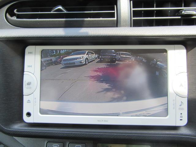 トヨタ アクア G SDナビTV ETC バックカメラ キーレス オートAC