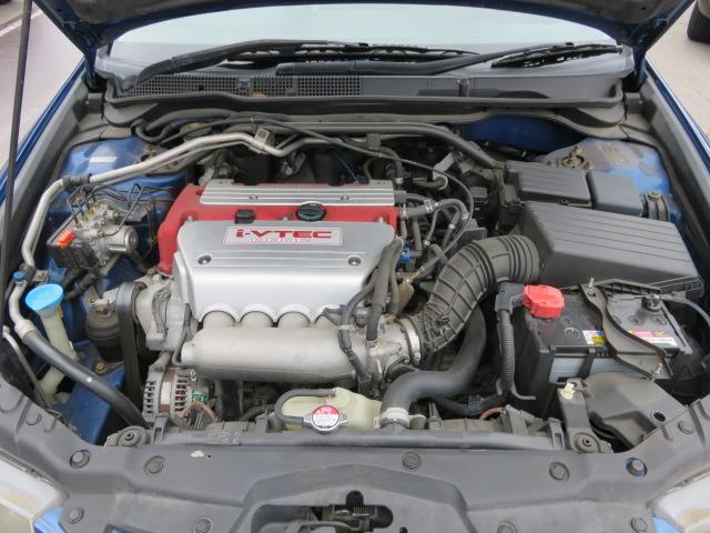 ホンダ アコード ユーロR ナビ ETC車載器 6速MT キーレス アルミ