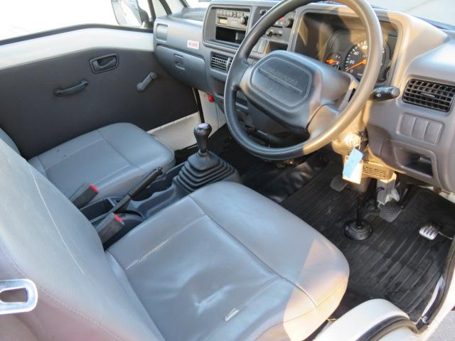 スバル サンバートラック TB 4WD 5速マニュアル AC 禁煙車