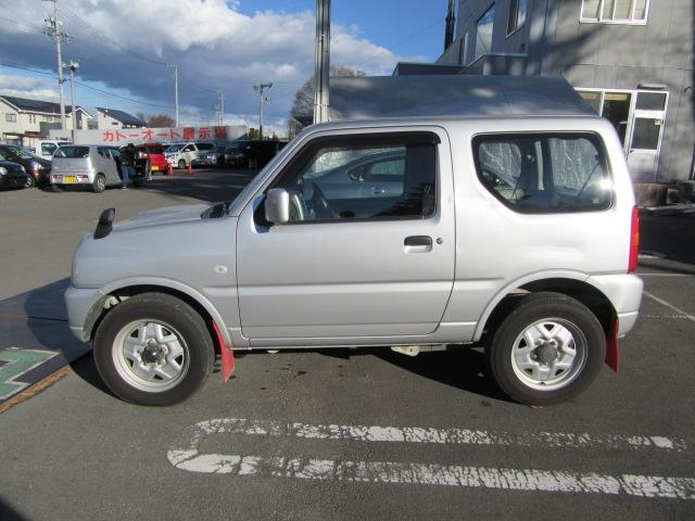 スズキ ジムニー XG 4WD ターボ フロアAT CDオーディオ ABS