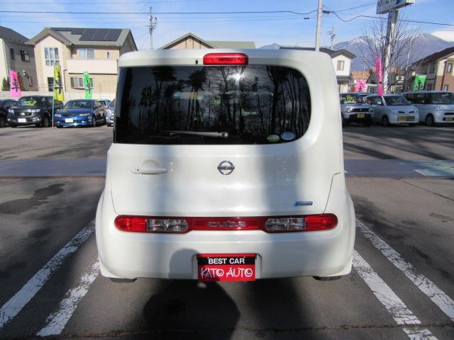 日産 キューブ 15X Mセレクション ナビ 地デジ スマートキー Pスタ