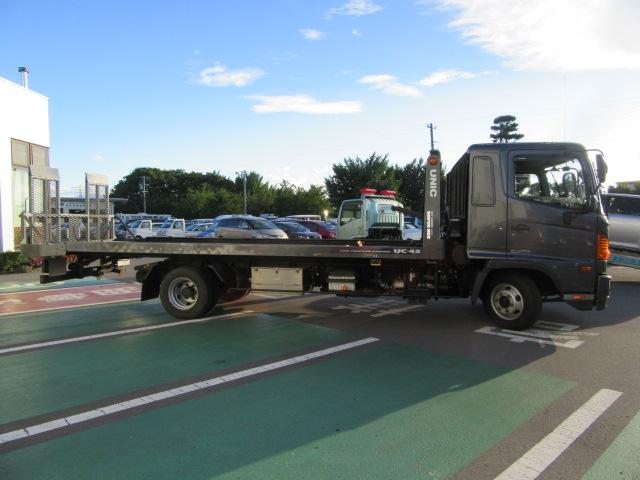 フルキャブセーフティーローダー 積載車 レッカー 尿素フリー(3枚目)