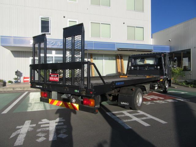 フルキャブセーフティーローダー 積載車 レッカー 尿素フリー(5枚目)