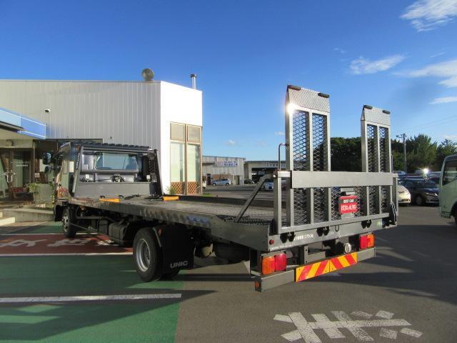 フルキャブセーフティーローダー 積載車 レッカー 尿素フリー(7枚目)
