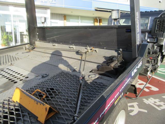 フルキャブセーフティーローダー 積載車 レッカー 尿素フリー(11枚目)