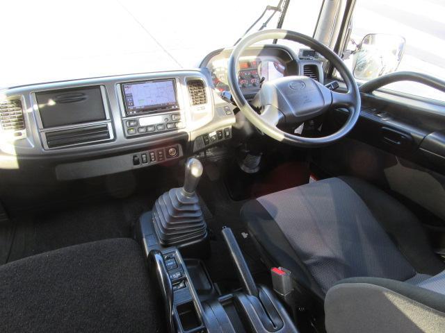 フルキャブセーフティーローダー 積載車 レッカー 尿素フリー(14枚目)