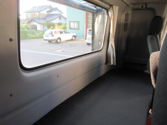 フルキャブセーフティーローダー 積載車 レッカー 尿素フリー(17枚目)