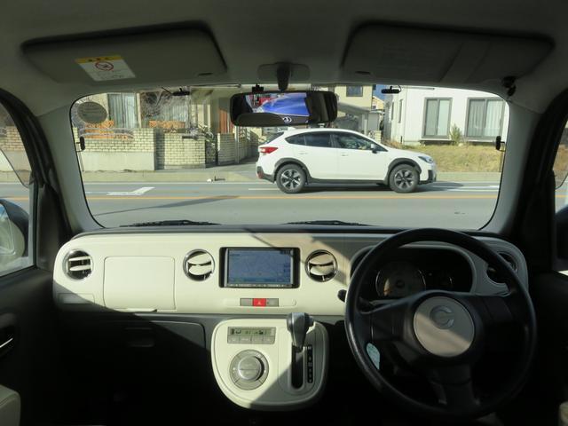 ココアプラスX 4WD ナビ バックカメラ 取扱書(11枚目)