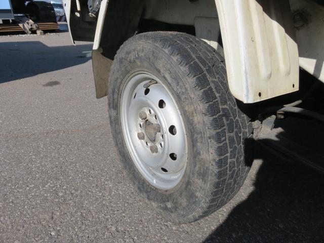 ツインカムスペシャル 4WD 5速マニュアル エアコン(12枚目)