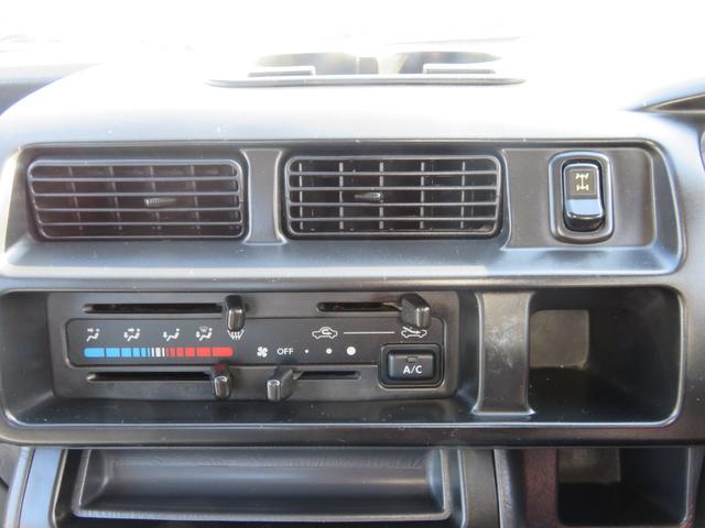 ツインカムスペシャル 4WD 5速マニュアル エアコン(17枚目)