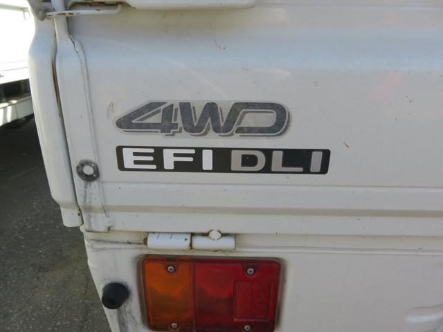 4WD 5速マニュアル 取扱書 メンテナンスノート エアコン(7枚目)