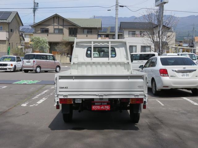 DX 4WD エアコン メンテノート 取扱書 夏冬タイヤ付(7枚目)