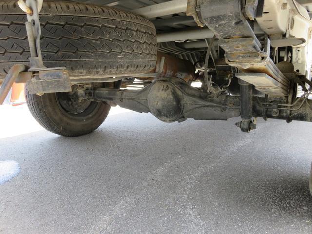 DX 4WD エアコン メンテノート 取扱書 夏冬タイヤ付(16枚目)