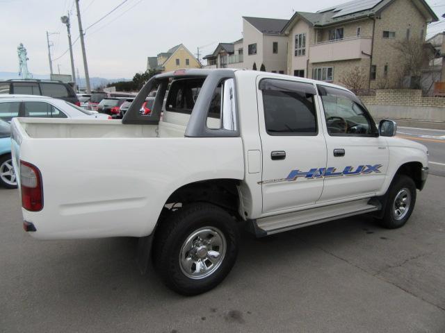 「トヨタ」「ハイラックススポーツピック」「SUV・クロカン」「長野県」の中古車4