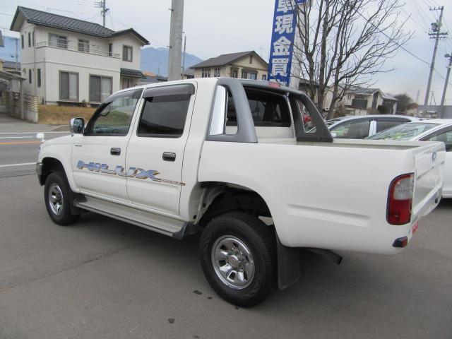 「トヨタ」「ハイラックススポーツピック」「SUV・クロカン」「長野県」の中古車5