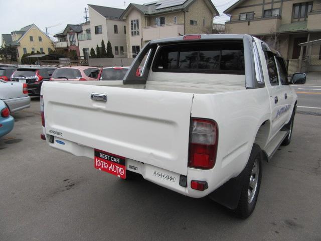 「トヨタ」「ハイラックススポーツピック」「SUV・クロカン」「長野県」の中古車6