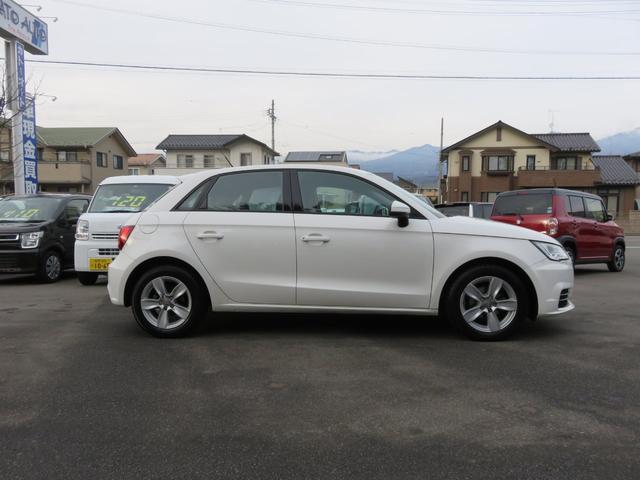 「アウディ」「アウディ A1スポーツバック」「コンパクトカー」「長野県」の中古車5