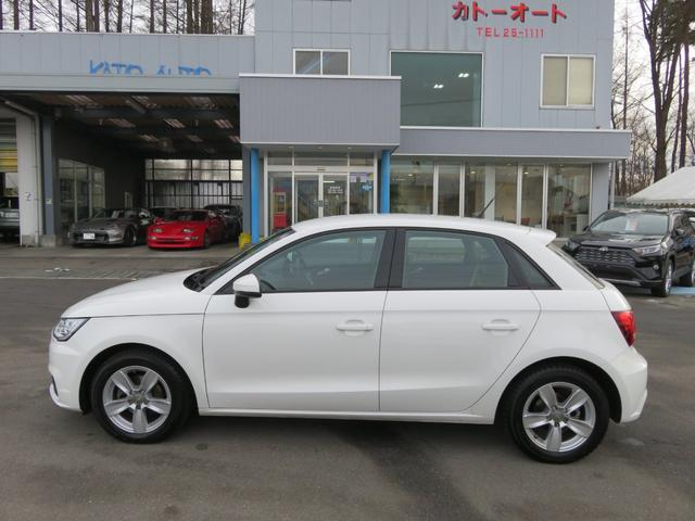 「アウディ」「アウディ A1スポーツバック」「コンパクトカー」「長野県」の中古車15
