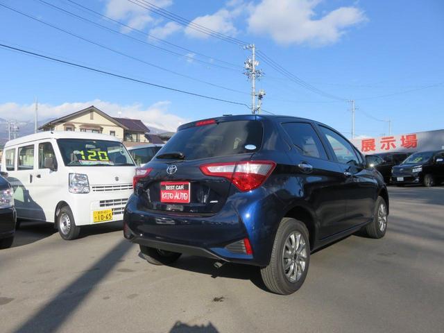 「トヨタ」「ヴィッツ」「コンパクトカー」「長野県」の中古車6