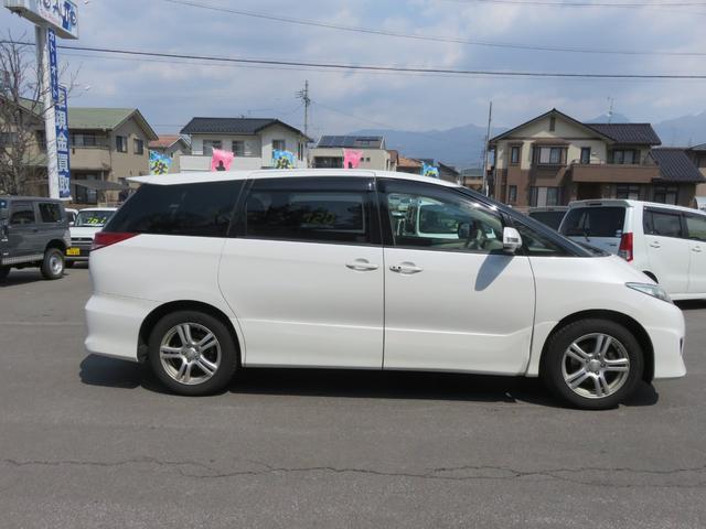 「トヨタ」「エスティマ」「ミニバン・ワンボックス」「長野県」の中古車4