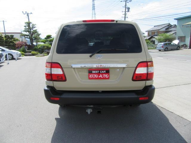 「トヨタ」「ランドクルーザー100」「SUV・クロカン」「長野県」の中古車7