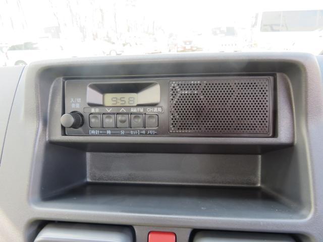 届出済未使用車 4WD エアコン パワステ デフロック フロアマット サイドバイザー 農繁(22枚目)