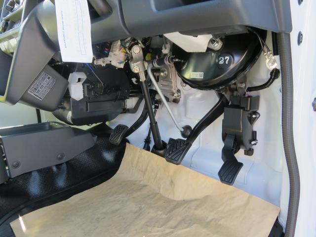 届出済未使用車 4WD エアコン パワステ デフロック フロアマット サイドバイザー 農繁(20枚目)