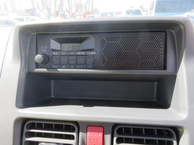 届出済未使用車 4WD エアコン パワステ デフロック フロアマット サイドバイザー 農繁(25枚目)