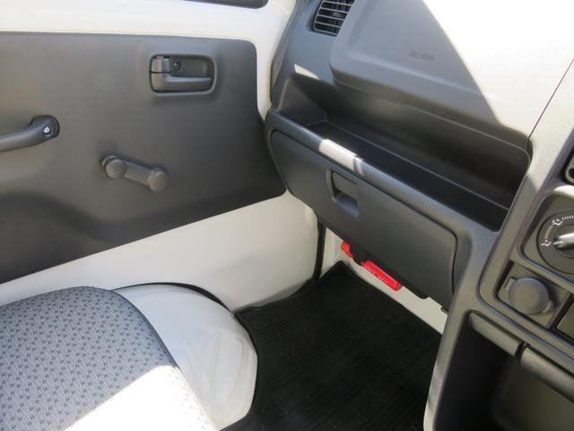 届出済未使用車 4WD エアコン パワステ デフロック フロアマット サイドバイザー 農繁(31枚目)