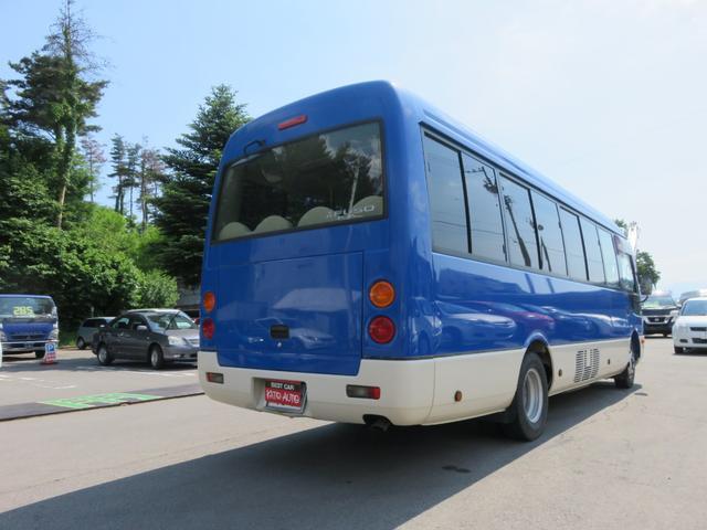 CXL4.9ディーゼル 29人乗り スタットレスタイヤ ノーマルタイヤ付き ETC 自動ドア ワンオーナー車(6枚目)